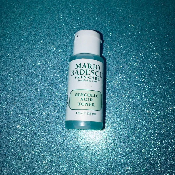 All Of The Live Forever Mario Badescu Glycolic Acid Toner